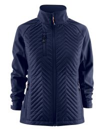 Dames, softshell jas, Maverick. Mac one