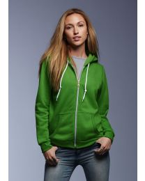 Hoodies Anvil Dames Full Zip