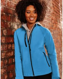 Softshell Jas Russell Dames
