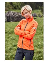 James & Nicholson Sports softshell Jacket dames
