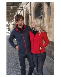 James & Nicholson softshell jas heren