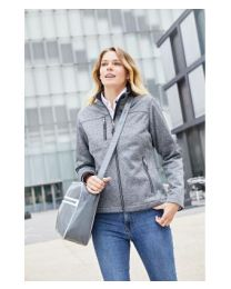 James & Nicholson softshell jacket dames
