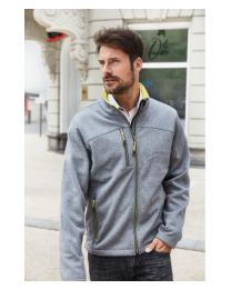 James & Nicholson softshell jacket heren