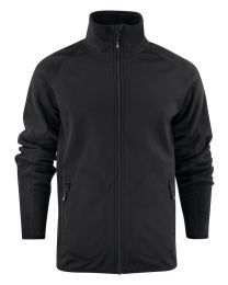 Gebreide jas softshell, heren, Lockwood. Harvest