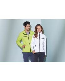 James & Nicholson Tailored Softshell jas Dames