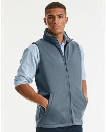 Heren, Smart Softshell Gilet. Russell.