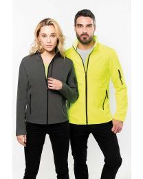 Kariban softshell jas Dames