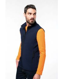 Kariban Softshell bodywarmer Heren