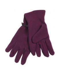 Microfleece Handschoenen J&N Uni