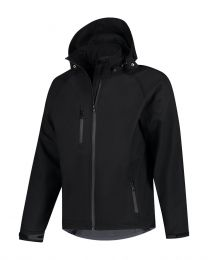 Macseis Safari heren softshell jas