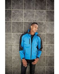 Softshell jas, heren