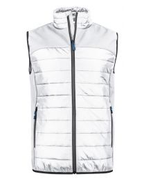 Bodywarmer, softshell, heren. Expedition, Printer
