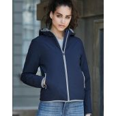 Competition softshell Jacket TeeJays dames